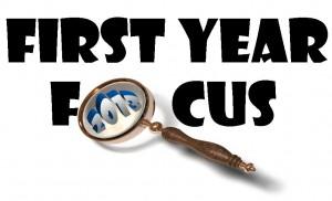 First-year Focus