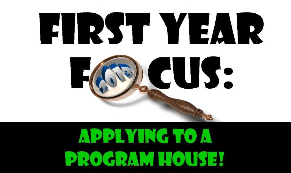 FYF-Program House